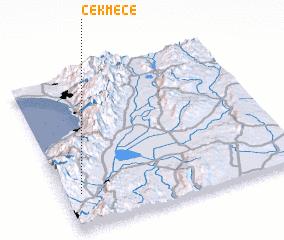 3d view of Çekmece