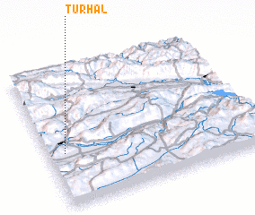 3d view of Turhal