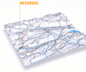 3d view of Hasabdal