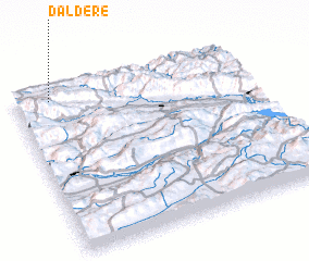 3d view of Daldere
