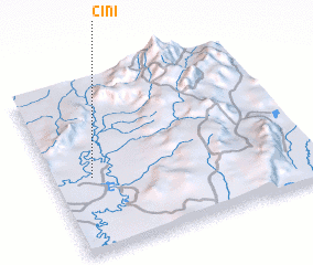 3d view of Cini