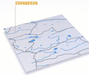 3d view of Sukharëva