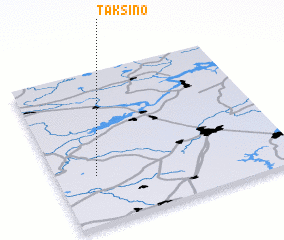3d view of Taksino