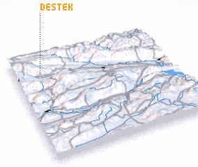 3d view of Destek