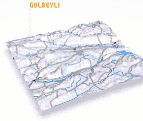 3d view of Gölbeyli
