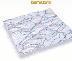 Kartalkaya Turkey Map Nona Net