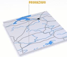 3d view of Prokazovo