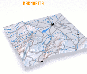 3d view of Marmarītā
