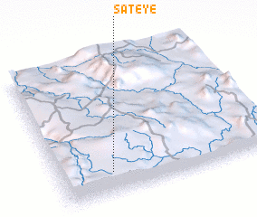 3d view of Sateyē