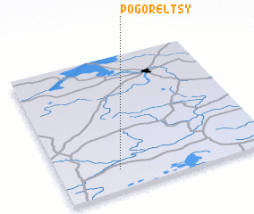 3d view of Pogorel\
