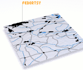 3d view of Fedortsy