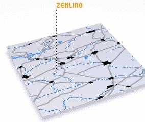 3d view of Zemlino