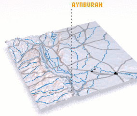 3d view of 'Ayn Būrah
