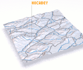 3d view of Hocabey