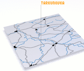 3d view of Tarkunovka