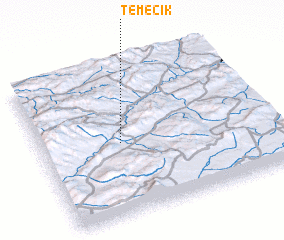 3d view of Temecik