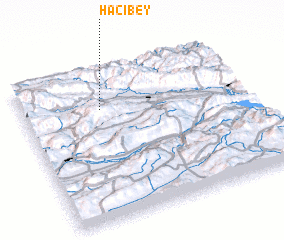 3d view of Hacıbey