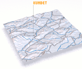 3d view of Kümbet