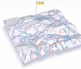 3d view of Caia