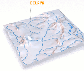 3d view of Belaya