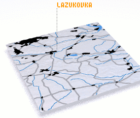 3d view of Lazukovka
