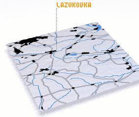 3d view of Lazukovka