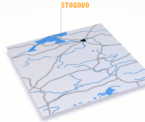 3d view of Stogovo
