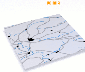 3d view of Voinka