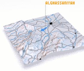 3d view of Al Ghassānīyah