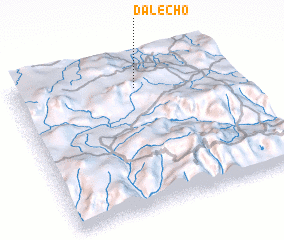 3d view of Dalecho
