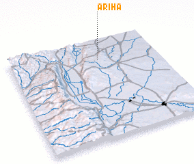 3d view of Arīḩā