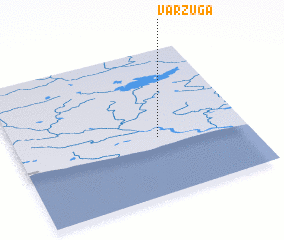 3d view of Varzuga