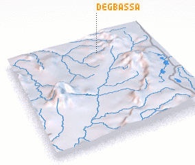 3d view of Degbassa
