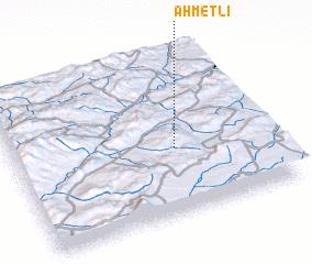 3d view of Ahmetli