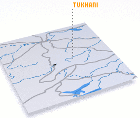 3d view of Tukhani