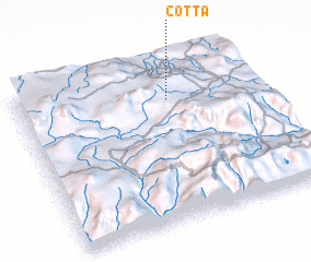 3d view of Cotta
