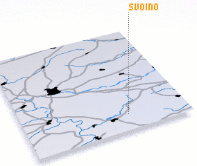 3d view of Svoino
