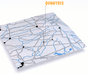 3d view of Quwayris