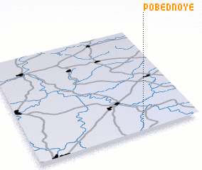 3d view of Pobednoye