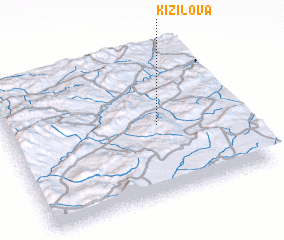 3d view of Kızılova