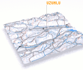 3d view of Üzümlü