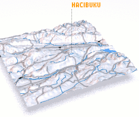 3d view of Hacıbükü