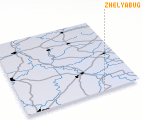 3d view of Zhelyabug