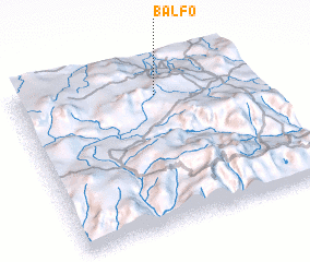 3d view of Balfo