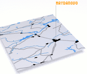 3d view of Maydanovo