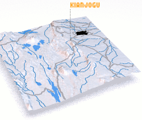 3d view of Kianjogu