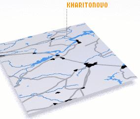 3d view of Kharitonovo