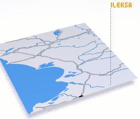 3d view of Ileksa
