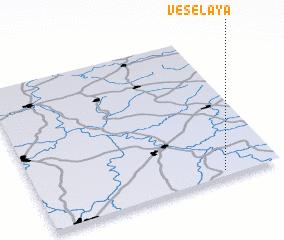 3d view of Vesëlaya