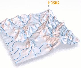 3d view of Kosha